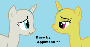 MLP Base: Can you accompany me? by Appimena