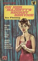 On Her Majesty's Secret Service (Great Pan) by KingHoneypot