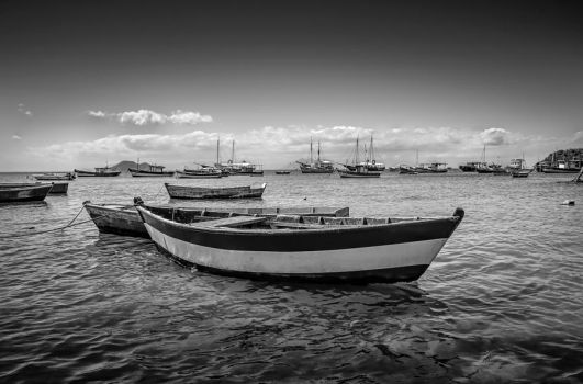 boat by marcelodeejay