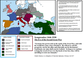 Central Powers victory map by Todyo1798