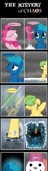 MLP: The mystery of chaos page 54 by stashine-nightfire