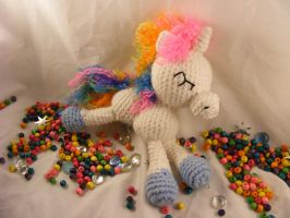 My first unicorn by CraftedKansas