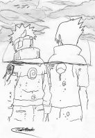 Sasuke_Naruto: Brewing Storm by Kiranaomipartners