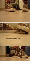 3 photos de converses de.. Mee by leloo