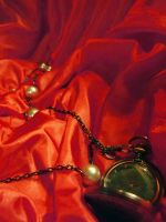 Grell Sutcliff Pocket Watch Chain by StickieBun13