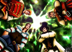Fable III collab by Guiber-Ur