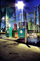 Gas-Station 4 by lomax-fx