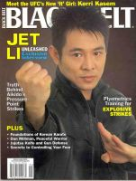 Jet Li - Black Belt by Jet-Li-2012