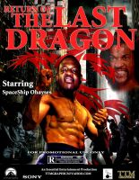 The Last Dragon Poster by tmarried