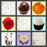Sweet Squares by martine8719