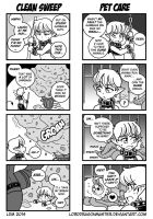DC:P  4Koma Circus 3 by Lorddragonmaster