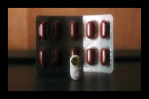 The Happy Pill by FrameZer0 by macrophoto