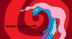 Happy Birthday InspirationalTeen224! by ZozanTheDragon