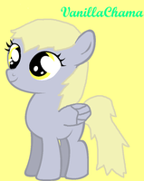 Derpy Hooves -Filly- by Ayleia-The-Kitty
