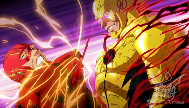 The FLASH - Rivals 'Til The End by DEMONAnelot