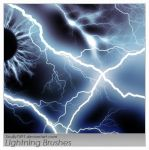 Lightning Brushes by Scully7491