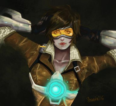 Tracer by justyna-bien