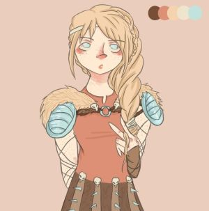 Astrid Palette (round 2) by crown-rachel