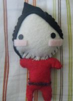 Key from SHINee Plushie by Auby-chan