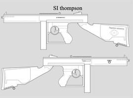 (SI) Thompson (re-made) by Sapphire-industries