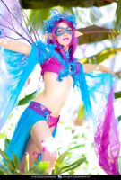 Tropic Fairy by UrbanBallerinaEsq