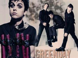 Green Day 2 by p1ayboybunny