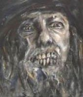 Captain Barbossa by GentleReflexion