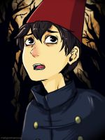 Over the garden wall - Wirt by MelSpontaneus