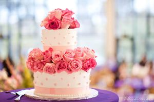 Floral Cake of Love by MichelleChiu