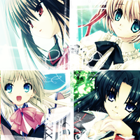 Little Busters Icon set by MakoChii