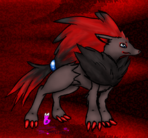 Zoroark by Filly-Milly