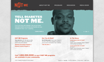Web Design Project - Not Me Phase 1 by Anne-O