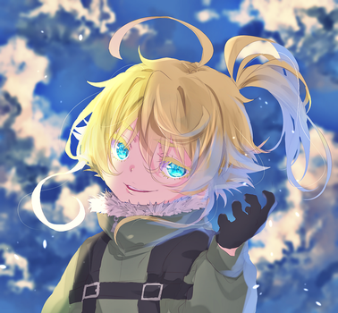 Tanya by temiji