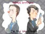 Holmes brothers by Mr-Sims