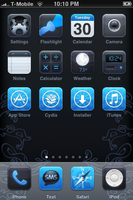 iPhone Screen-October 01, 2008 by pichu912