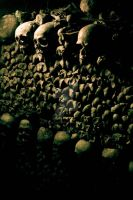 catacombs by MelissaRobin