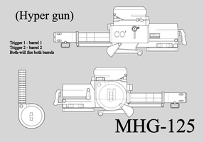 SI MHG-125 by Sapphire-industries