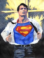 Superman by TonyMiello