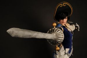 Royal Guard Fiora Cosplay by lncolore