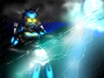 Gali, The Master of Water by Bobbricks123