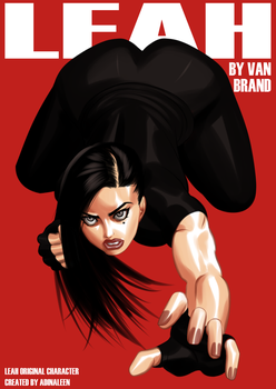 Leah by Van Brand - Art-Trade Cover by sats-VanBrand