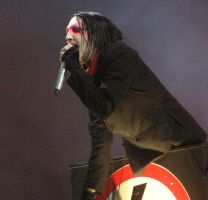 Marilyn Manson by Photoguy13