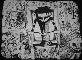 Tribute to Johnny the Homicidal Maniac by Nopermint