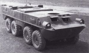 """BTR """"Object 1040"""" by MADMAX6391"""