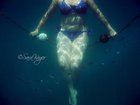 Underwater Harmony by Sara-Kager
