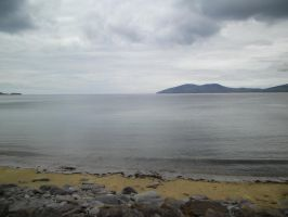 Beach at Waterville by TheBuggiest