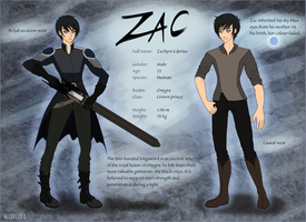 Zac - Reference by Kiruel