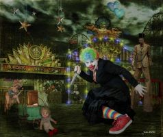 When Good Clowns Go Bad by jhutter