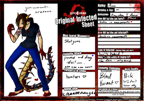 Special infected contest entry by LadyOfTheDragons