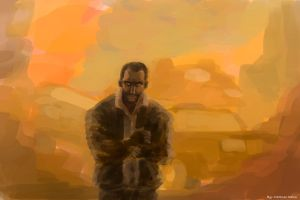 GTA 4 chaos by molcray